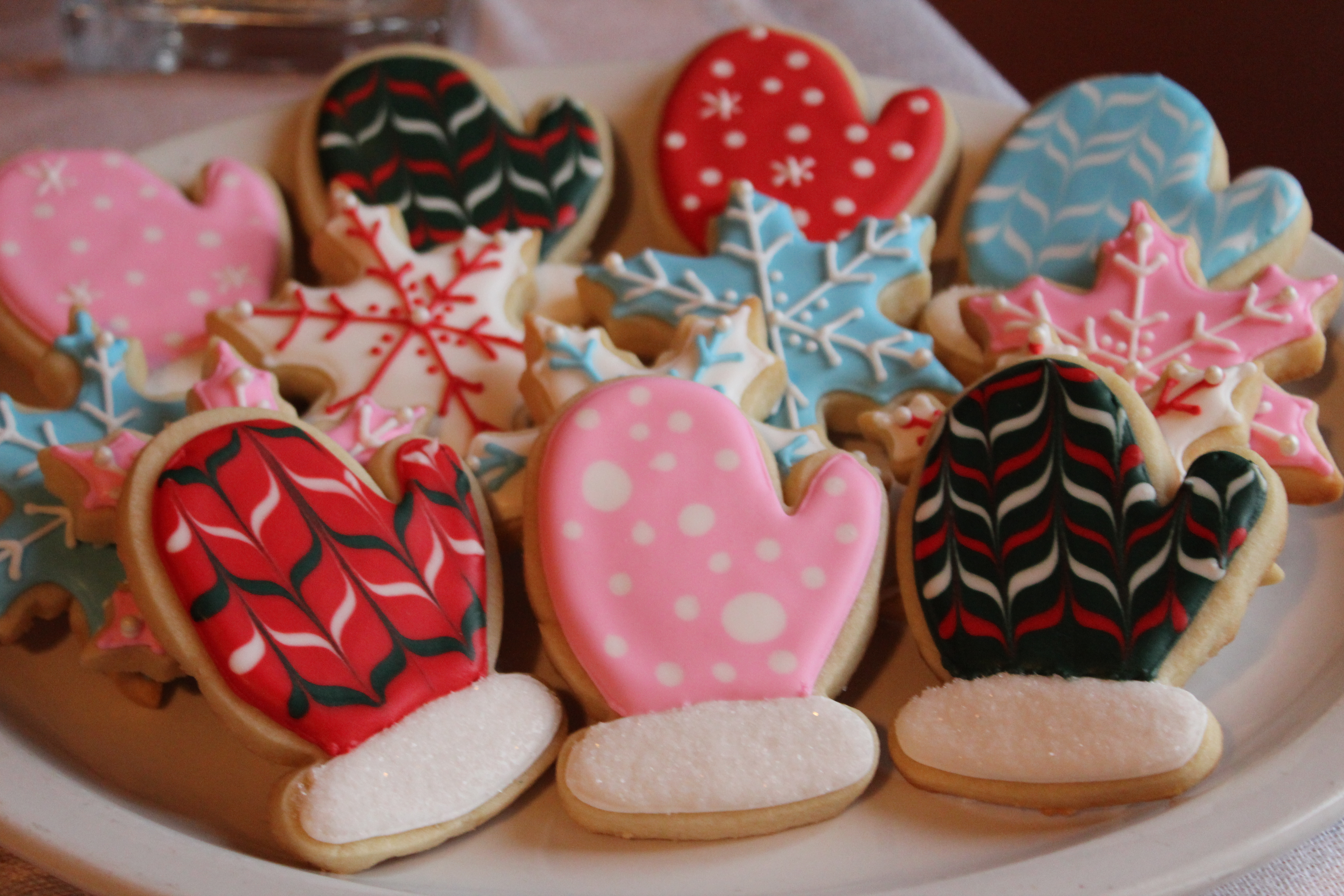 10 Tips [for Successful Sugar Cookie Decorating]