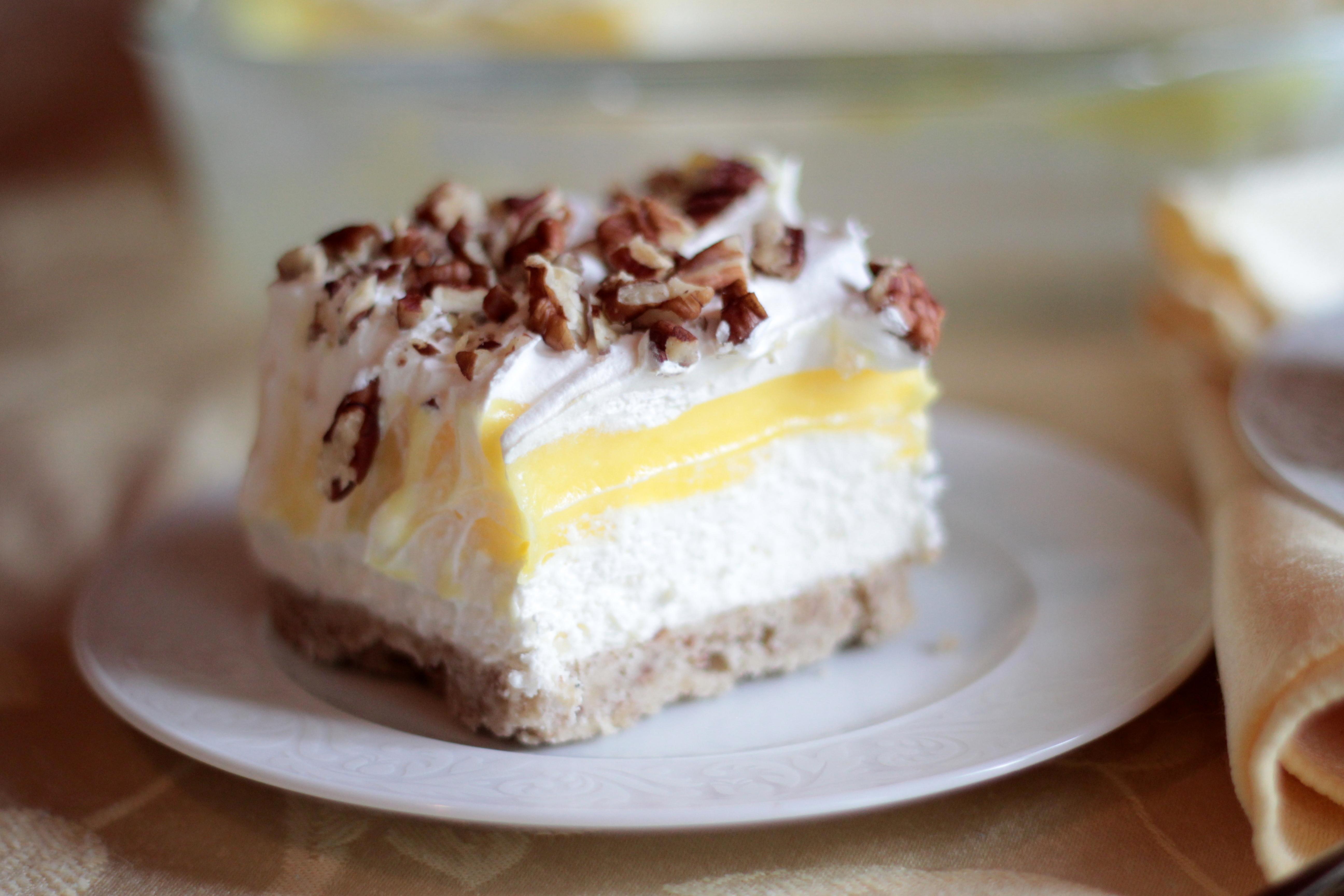 Best Cake Recipes Lemon: Luscious Lemon Dessert