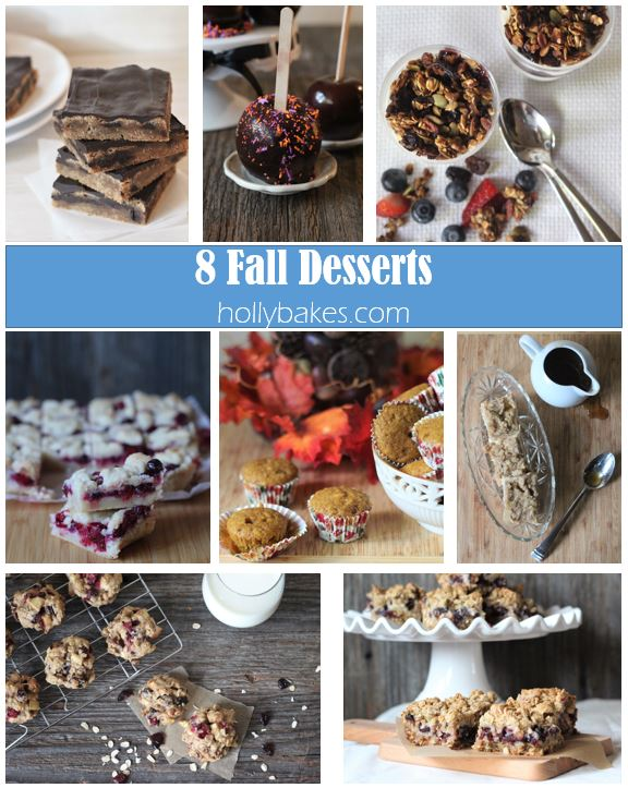Fall Recipes